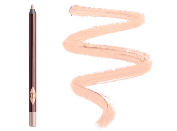 Charlotte Tilbury's Rock 'n'Kohl Pencil in shade 'Eye Cheat': the perfect soltion for bigger, brighter, rested & younger-looking eyes. A must-have for all kits!