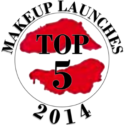 Top 5 Makeup Launches of 2014